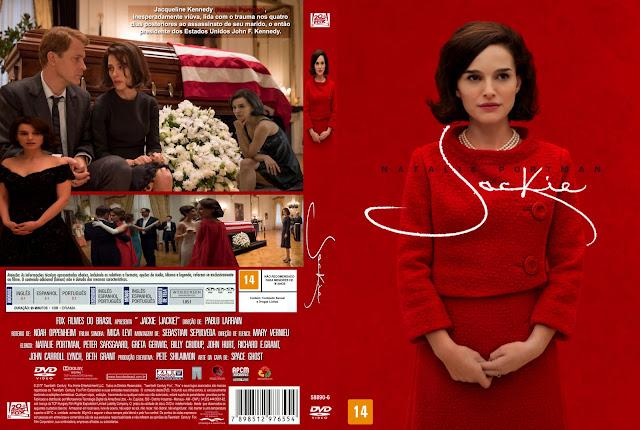 Capa DVD Jackie