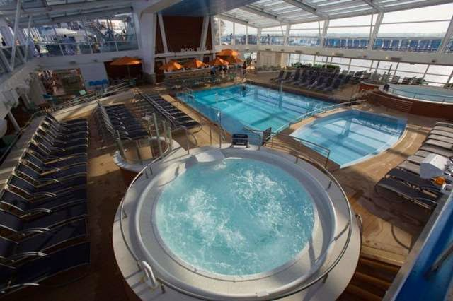 Quantum of the Seas  —  The world's most advanced cruise ship