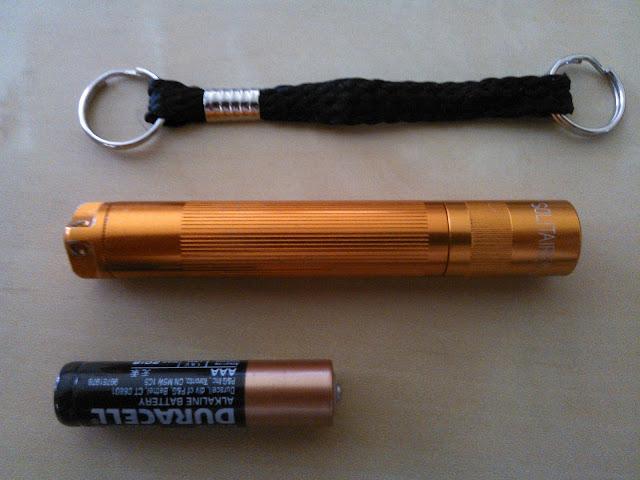 Para Bracelets Maglite Solitaire Orange