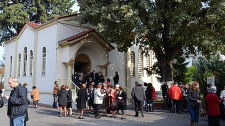 Πανήγυρις Αγίων Αναργύρων στο Γηροκομείο Αλεξανδρούπολης