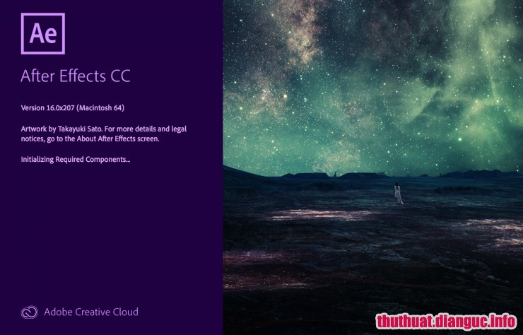 Download Adobe After Effects CC 2019 v16.0 Full Cr@ck