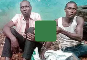 2 ritualists arrested ogbomoso