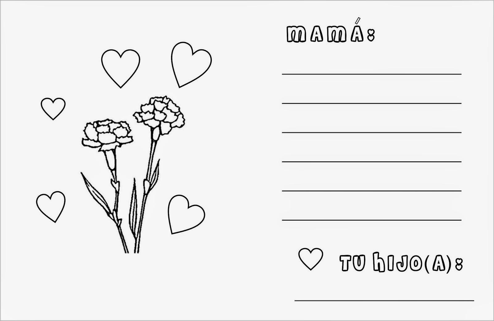 Banco De Imagenes Y Fotos Gratis: Dibujos Dia De La Madre