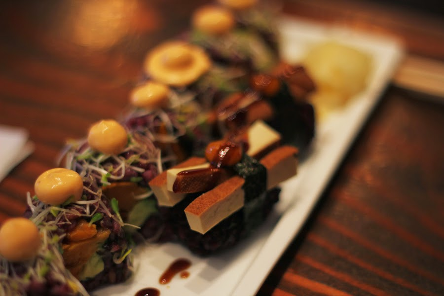 beyond sushi new york chelsea market tofu