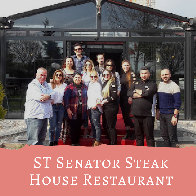 ST Senator Steak House Restaurant