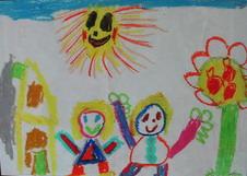 Afbeeldingsresultaat voor kindertekening