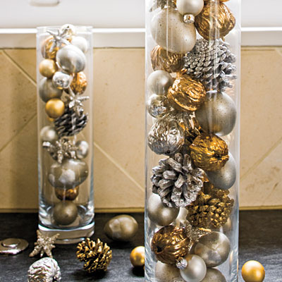 Tabletop Christmas Trees With Lights