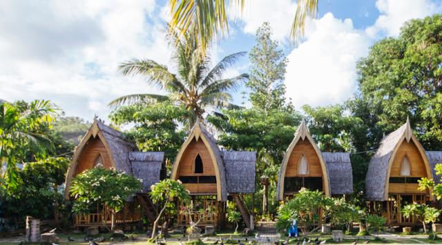 Desa Adat Bubohu di Gorontalo