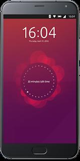 Meizu pro 5 con Ubuntu Edition