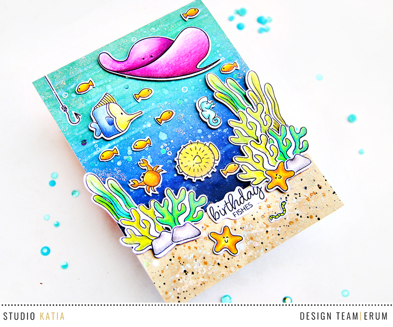 Studio Katia Under the Sea | Erum Tasneem | @pr0digy0