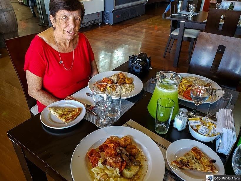Almoço no Valle Casablanca - Diário de Bordo Chile: 8 dias em Santiago e arredores