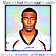 Owning it ... the NEW and re-focused Brandon Marshall ...