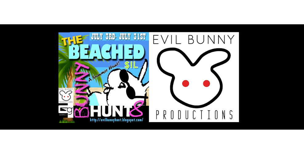 The Beached Bunny Hunt 8