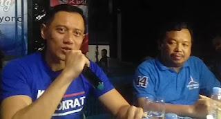 AHY, Partai Demokrat Tetap Berkomitmen Mendukung Dan Memenangkan Prabowo -Sandi Dalam Pilpres 2019