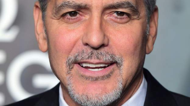 Clooney donates $1m to fight war criminals
