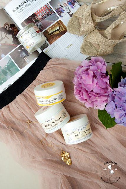 najlepsze masło do ciała naturalna pielęgnacja które maslo do ciała wybrać masło shea #beauty #bodycare #uroda #nacomi #natural