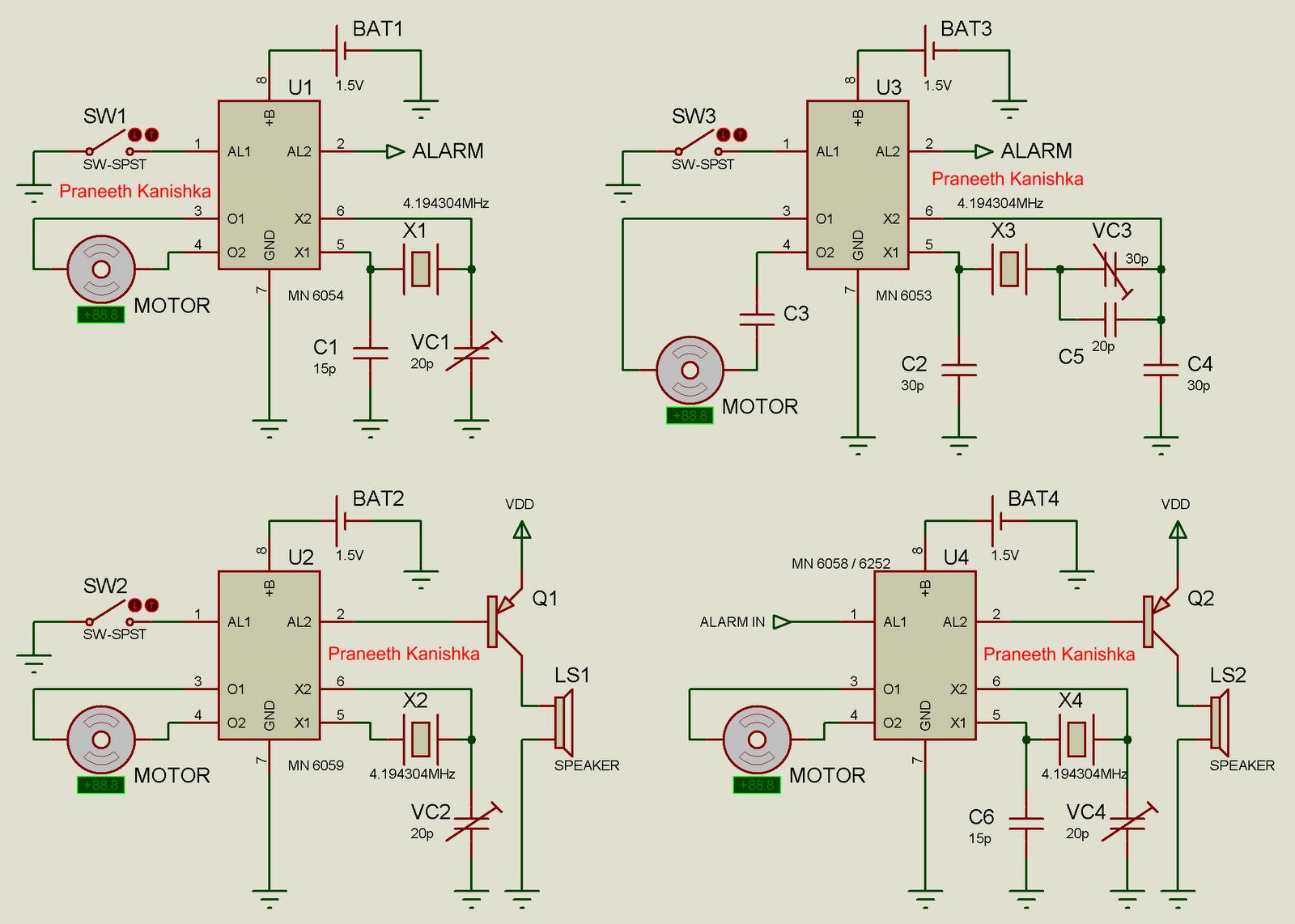 clock circuits [ 1600 x 1142 Pixel ]