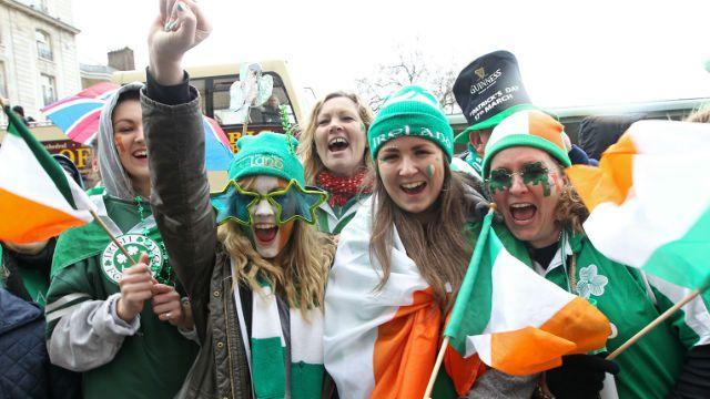 St Patrick's day history