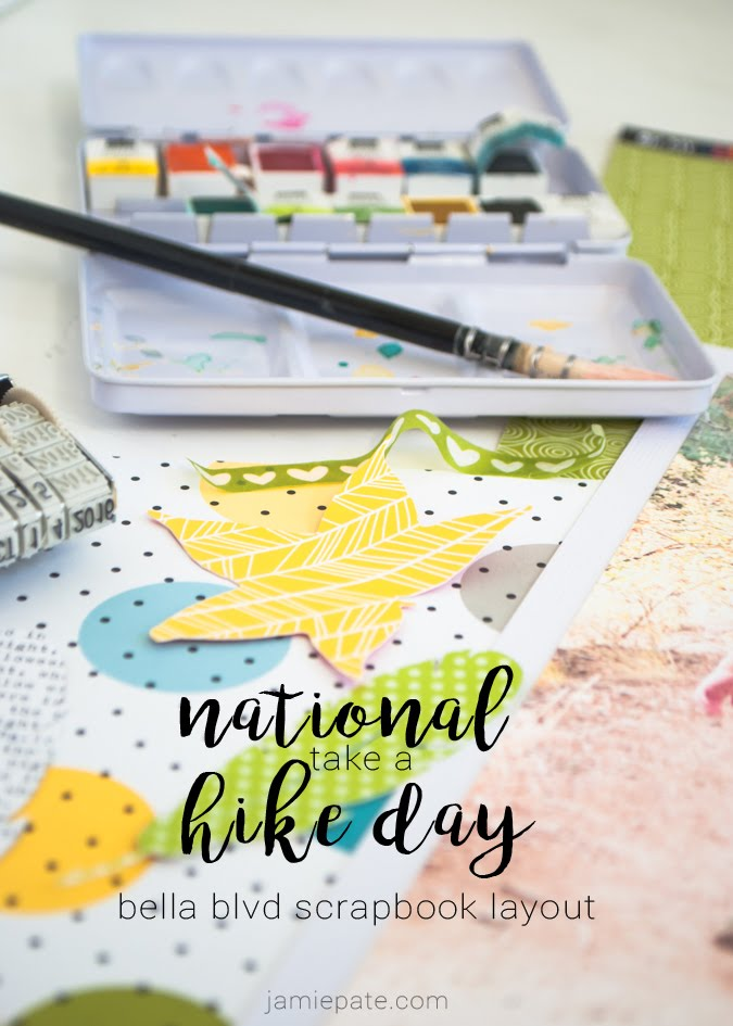 National Take a Hike Day with Bella Blvd by Jamie Pate  |  @jamiepate for @bellablvd