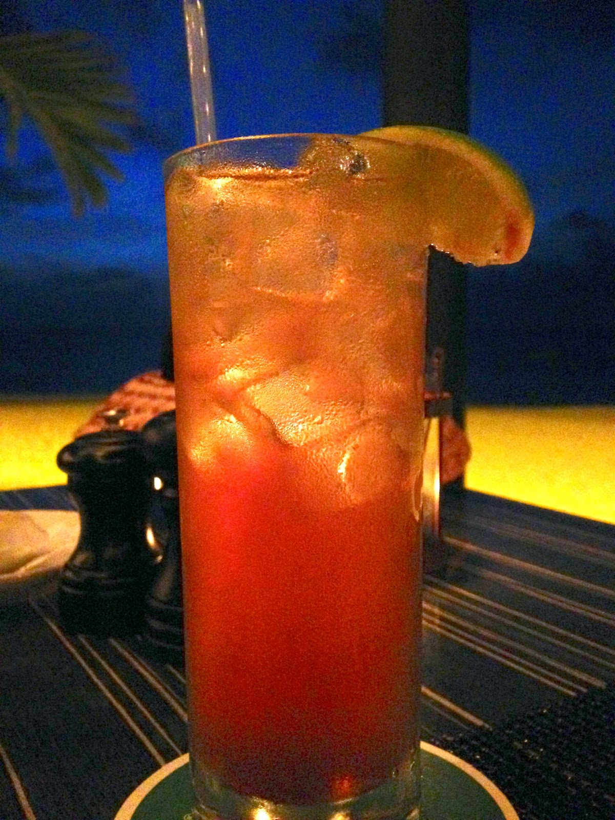 As the Crowe Flies (and Reads!): Last Day on Anguilla: Le Sigh Peters Planters Punch on
