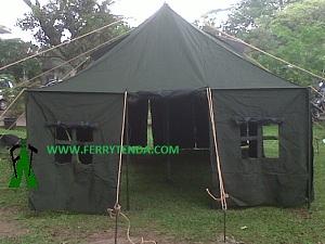 Produsen penjualan tenda komando tni murah di bandung