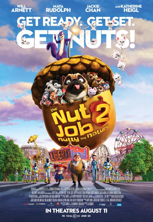 The Nut Job 2 (2017) Full Movie Download 300MB – Worldfree4u