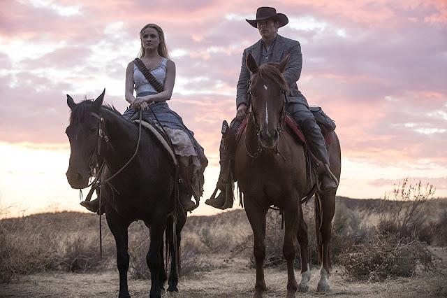 Recenzja serialu Westworld od HBO.