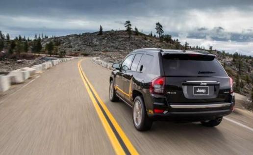 2018 Jeep Compass Powertrain Upgrade