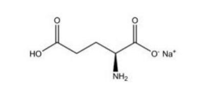 struktur kimia msg