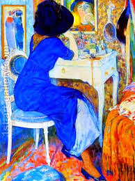 femeie-la-masa-de-toaleta-leo-gestel-1911
