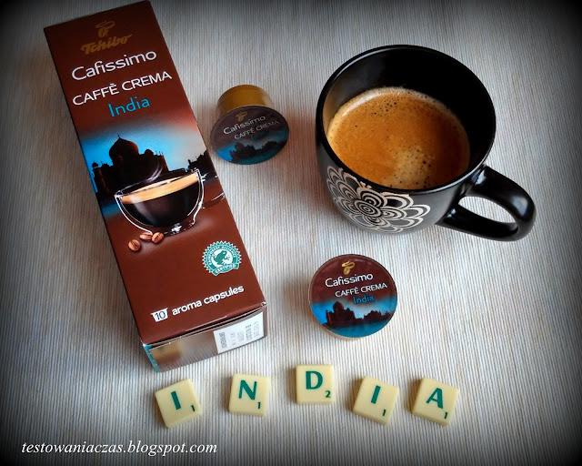 caffe crema india