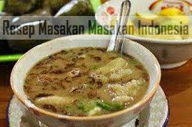 Resep Masakan Coto Makasar