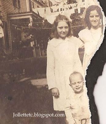 Elmira Christian, Julia Walsh, Raymond Christian  http://jollettetc.blogspot.com