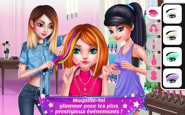 It Girl Story – Hollywood Star 3