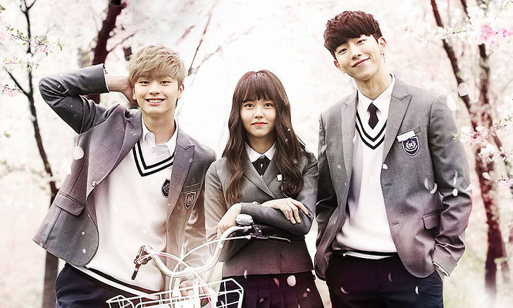Download Drama Korea Who Are You: School 2015 Sub Indo Batch