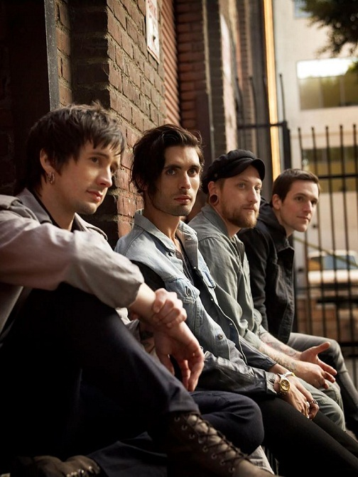 Biodata The All-American Rejects