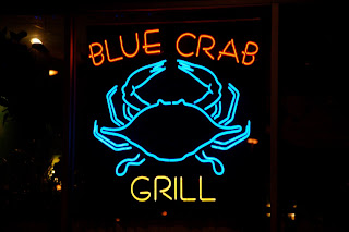 Blue Crab Grill Info & Menu