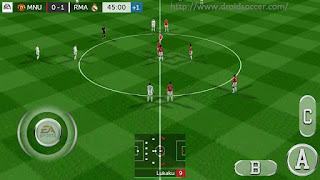 Download FTS MOD FIFA 18 ULTIMATE By Iqbal Apk + Data Obb Android