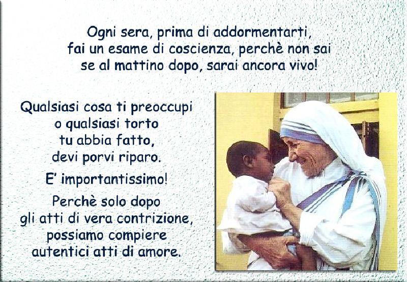Preferenza leggoerifletto: Vivi la vita - Beata Madre Teresa di Calcutta HP53