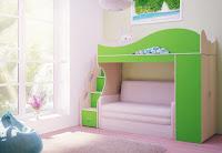 literas, camas dobles o cuchetas para niños