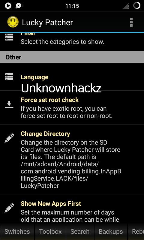 APP][Video]Lucky Patcher NO-Root Apk -Unknown Hackz | Unknown Hackz