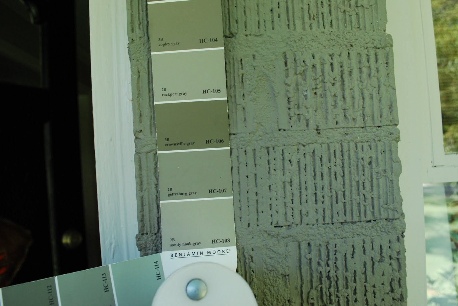 All Benjamin Moore Gettysburg Gray Hc 107 Claire S Favorite Squirrel Tail 1476