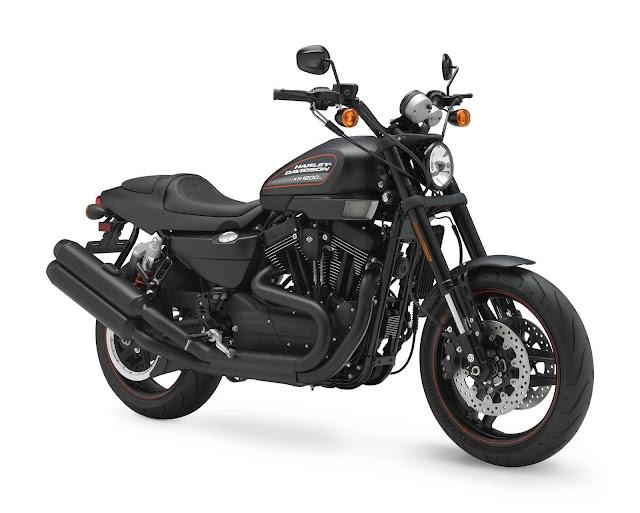 Harley-Davidson XR1200 top speed