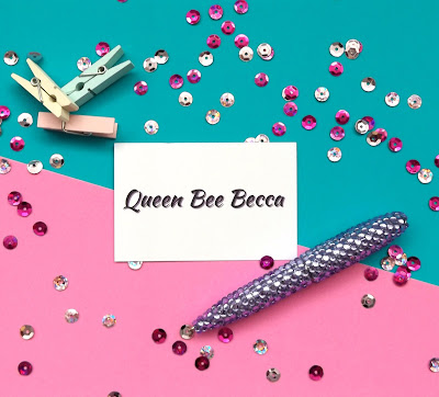 Queen Bee Becca Business Cards