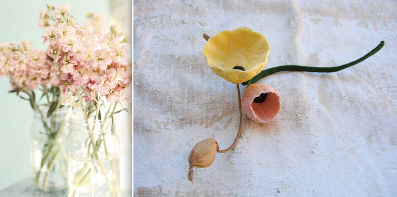 boutonniere rosa giallo per matrimonio ecologico . Wedding inspiration colors