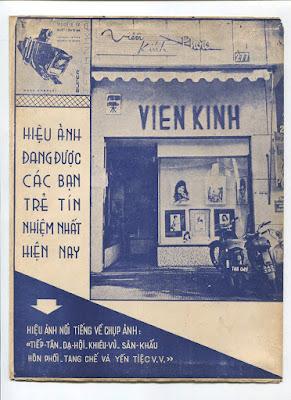 Ký ức một ảnh viện Sài Gòn - Câu chuyện Viễn Kính