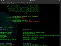 Cara DDoS Attack dengan Websploit | Exploit