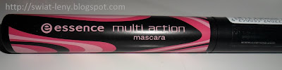 Recenzja: Maskara Essence Multiaction