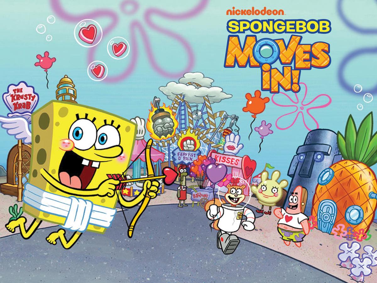 download game spongebob moves in apk mod