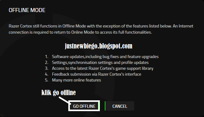 Razer Cortex Gaming Booster 5.1.38.0 update terbaru full version